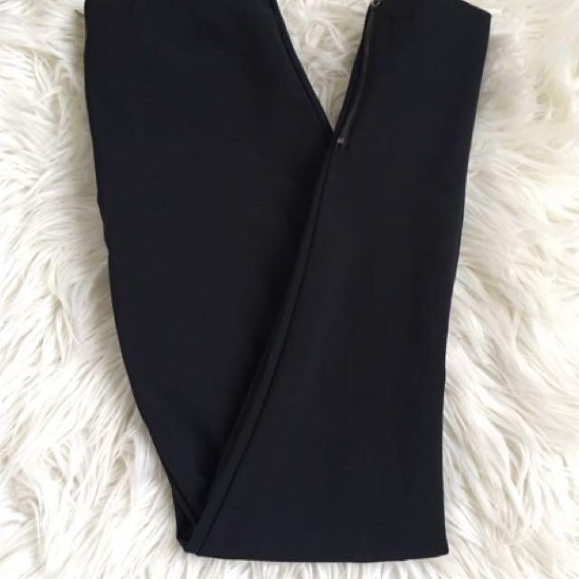 Black Pants Size 4/6