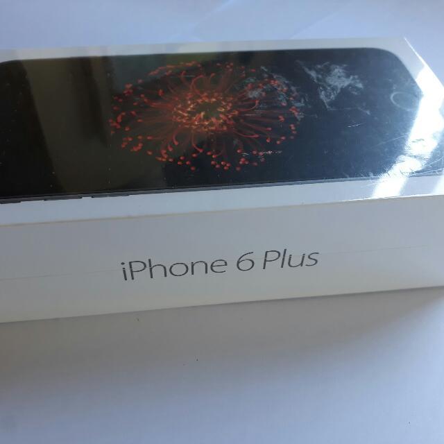 Bnew IPHONE 6 Plus 16gb Smart Locked