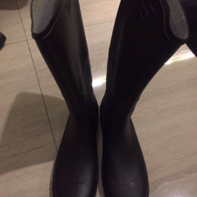 Boots Pria (Italy Made)