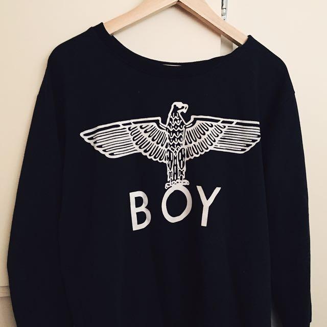 Boy London Crew Neck Sweater