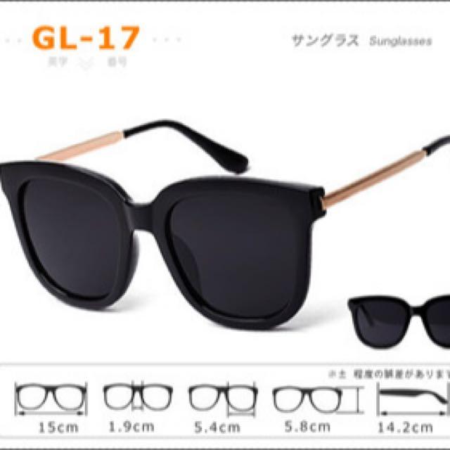 51c215035bb7 Reserved   BRAND NEW  Black Sunglasses - Gentle Monster Absente ...