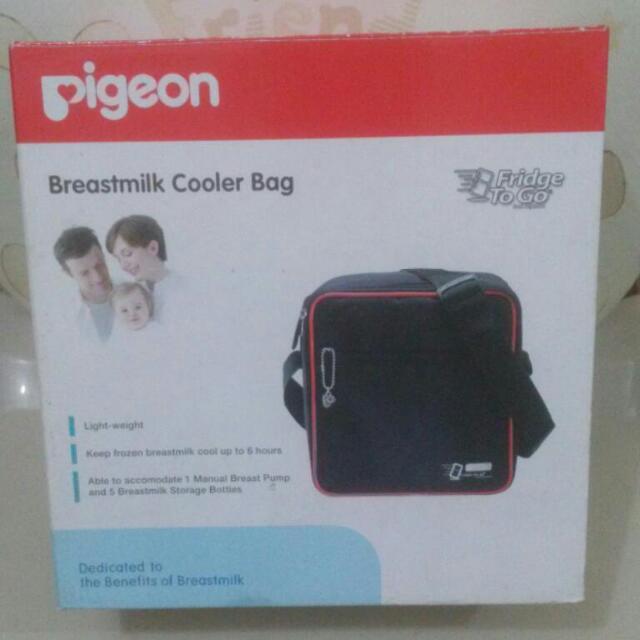 Breastmilk Cooler Bag Pigeon