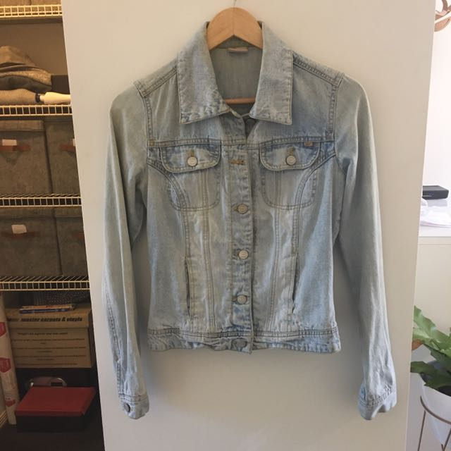 BSK Light Denim Jacket