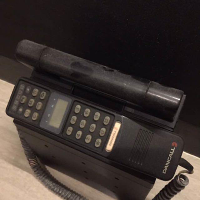 Car Phone Dancall