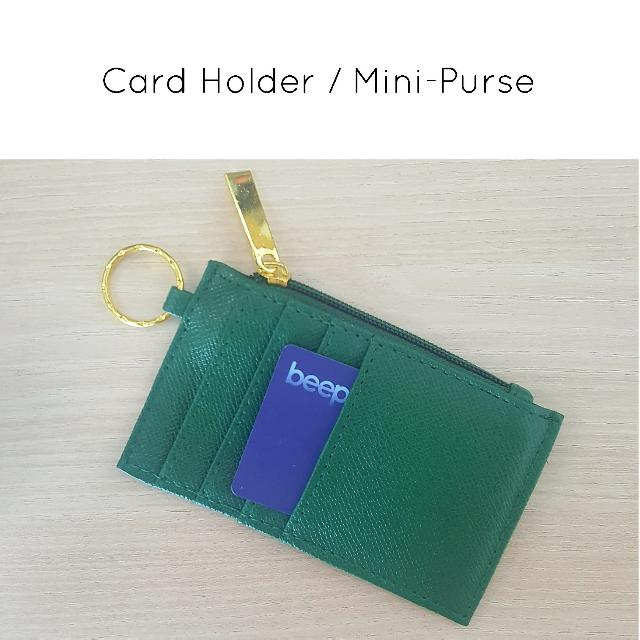 Card Holder / Mini-Purse