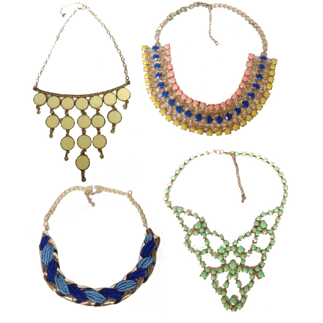 Cleopatra Necklace batch 1