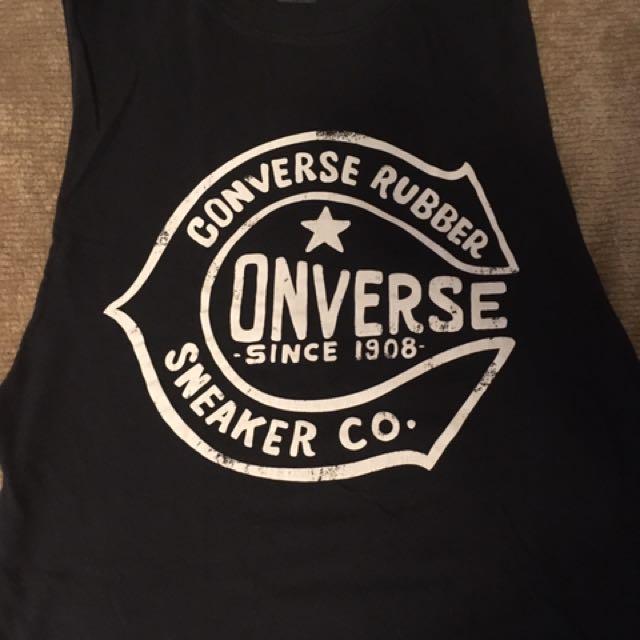 Converse Tank Top