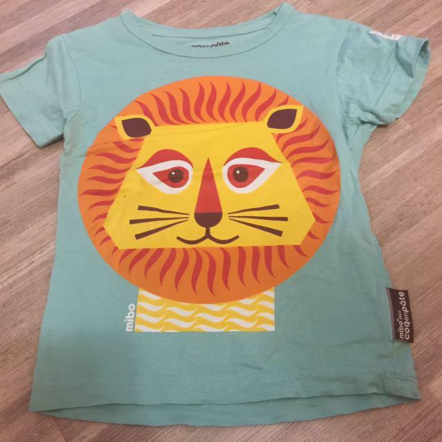 法國有機棉COQ EN PÂTE T-shirt