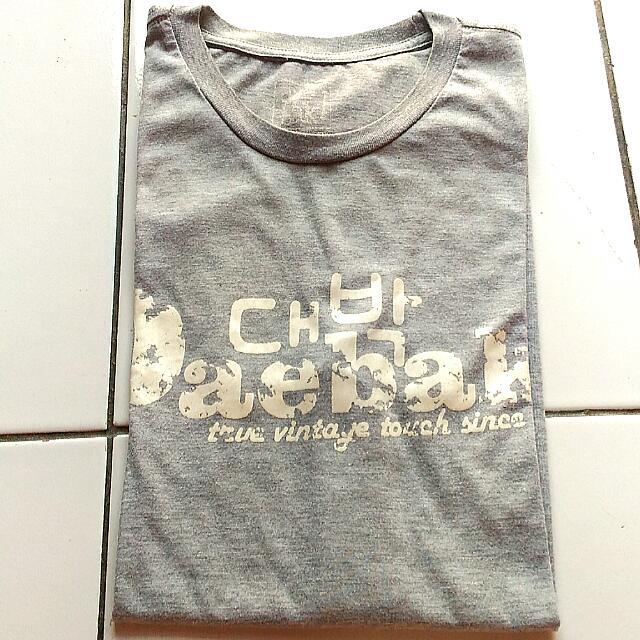 DAEBAK t-shirt by K-TOWN original #barteryuk