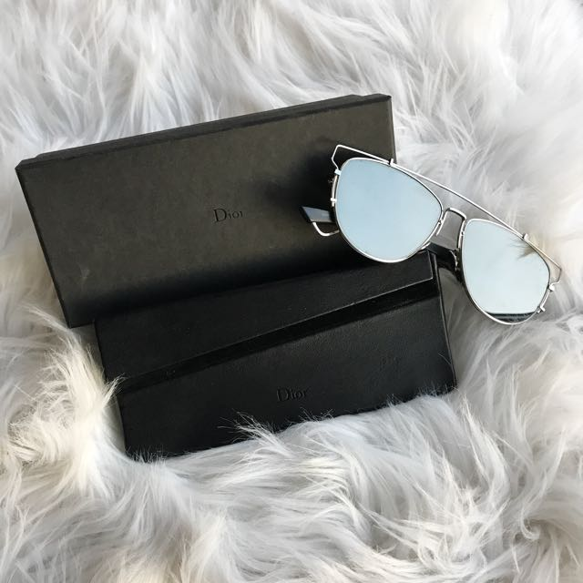 Dior Technologic Reflective Sunglasses
