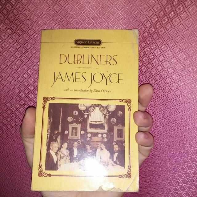 DUBLINERS of JAMES JOYCE