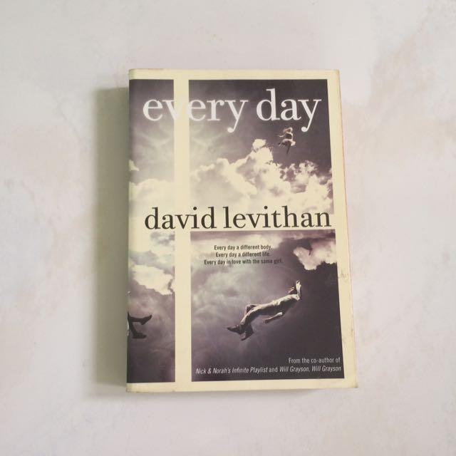 Every Day (David Levithan)