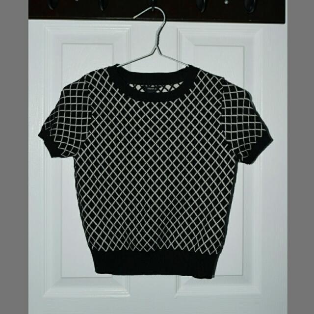 Forever 21 Patterned Shirt 💕