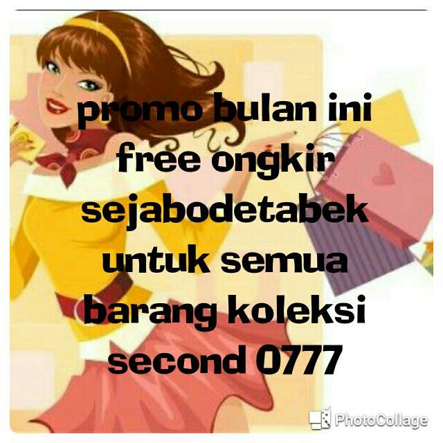 Free Ongkir Sejabodetabek