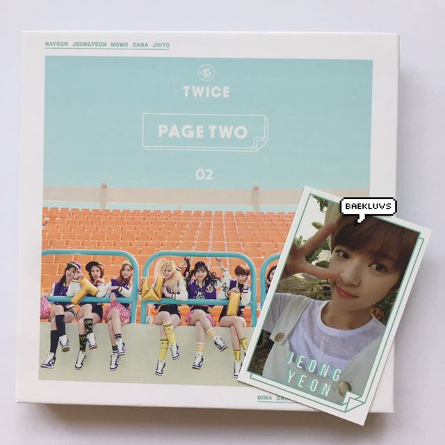 Entertainment Memorabilia TWICE TWICETAGRAM THAILAND EDITION