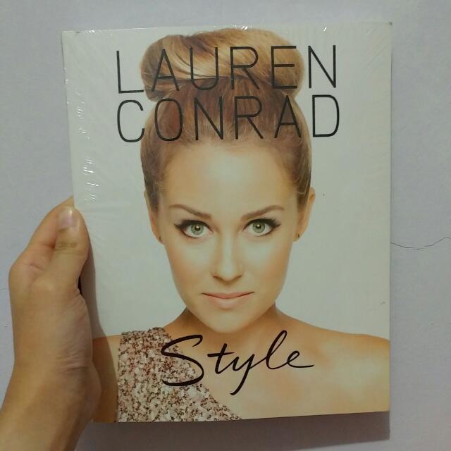 FREE SHIPPING Lauren Conrad Style Book