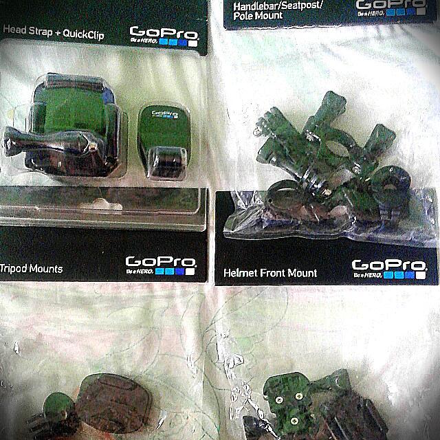 Gopro Original Accessories