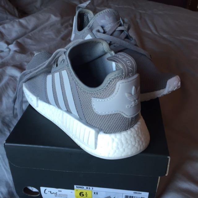 Grey Adidas NMD