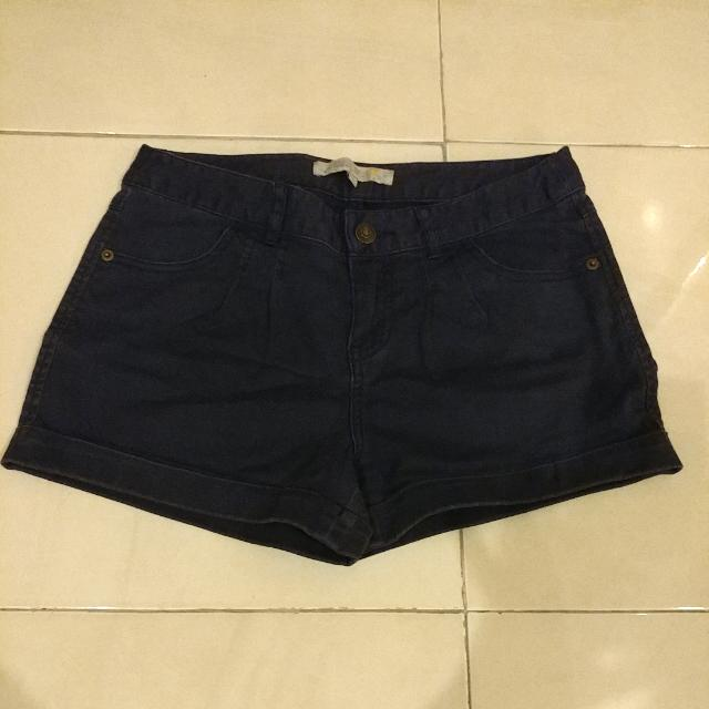 Happy Denim Shorts