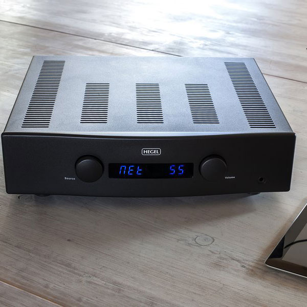 Hegel H160 Integrated Amplifier with DAC, Electronics, Audio