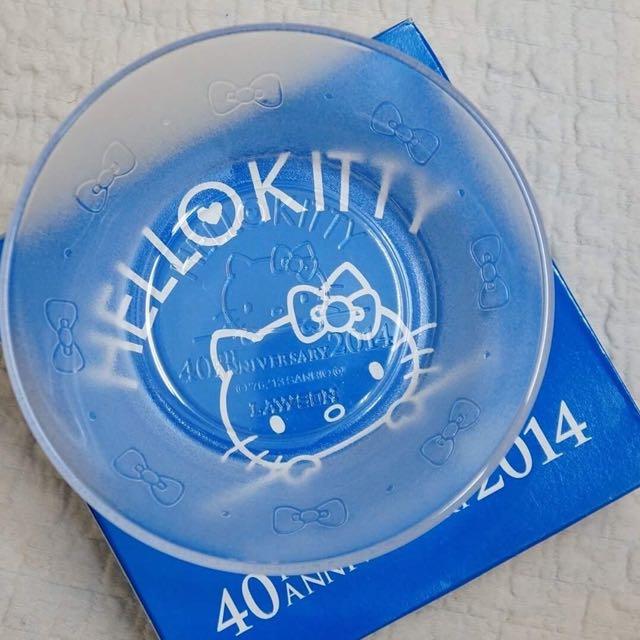 Hello Kitty玻璃碗