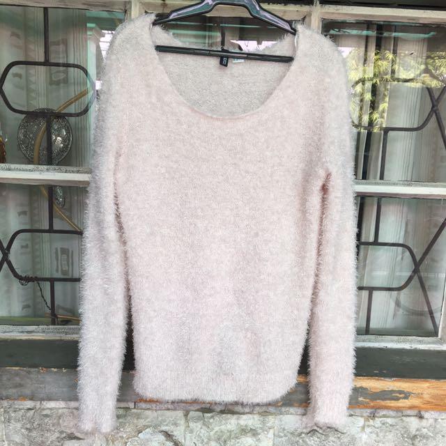 H&M Fur Sweater 💕