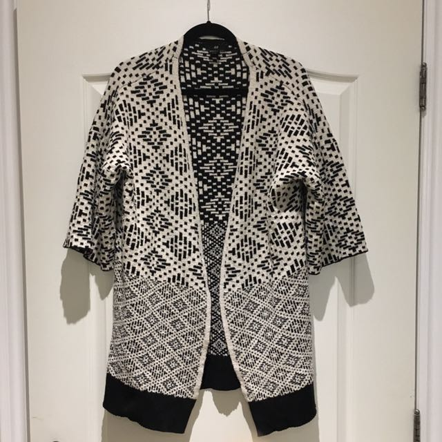 H&M Knit Kimono Sweater