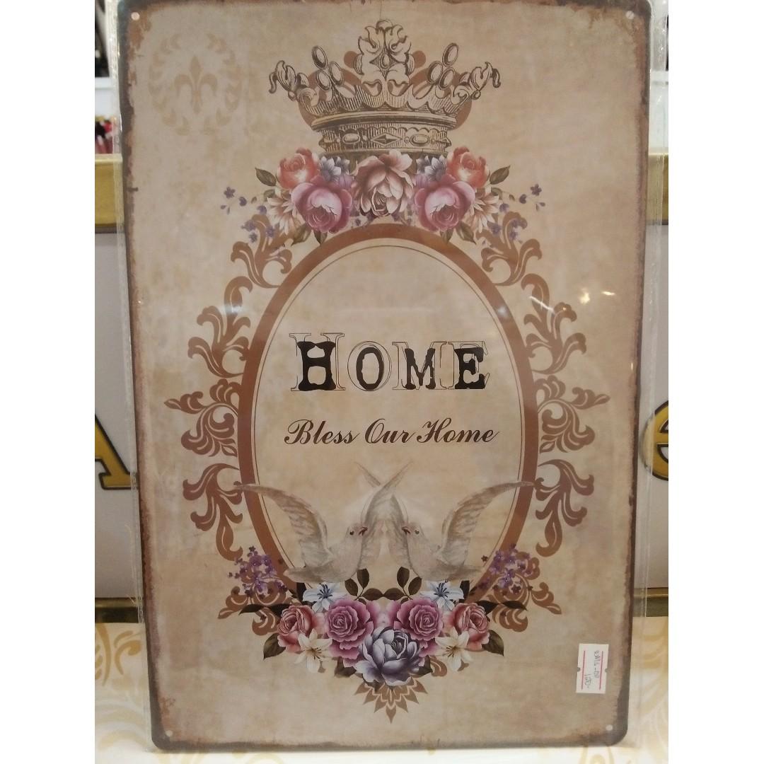 Home Decoration Plates