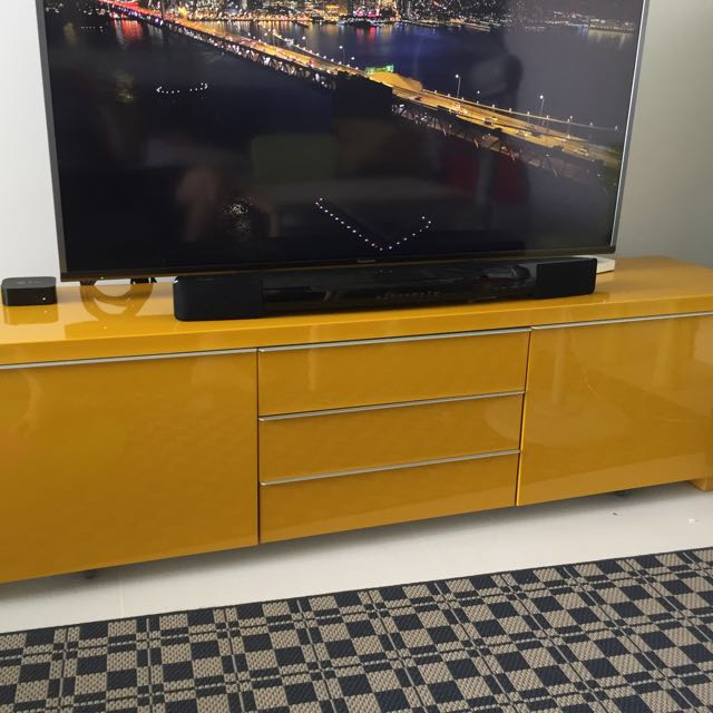 Ikea Besta Burs Tv Stand Furniture Tables Chairs On Carousell