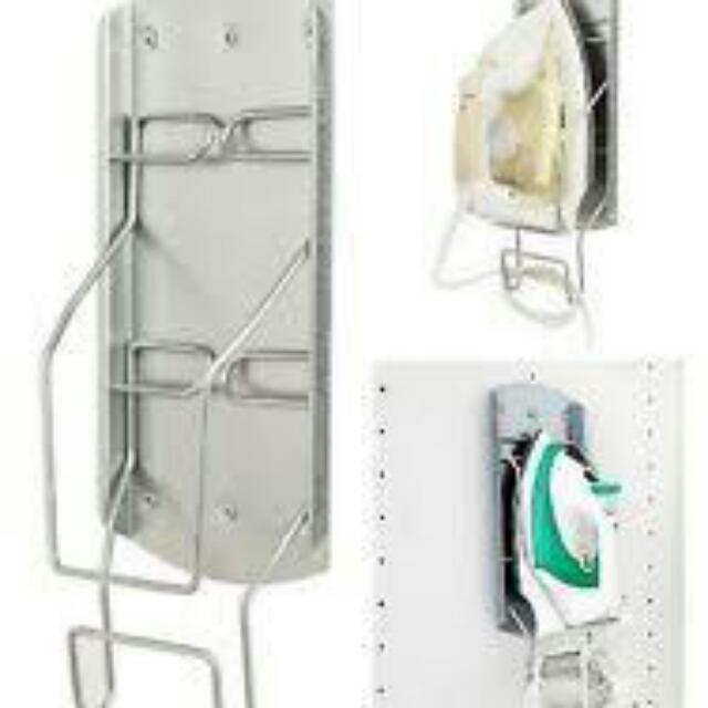 IKEA VARIERA galvanised by Ikea Holder for iron close2me.co.za