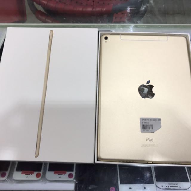 iPad Pro 9.7 Wifi+cellular 256G