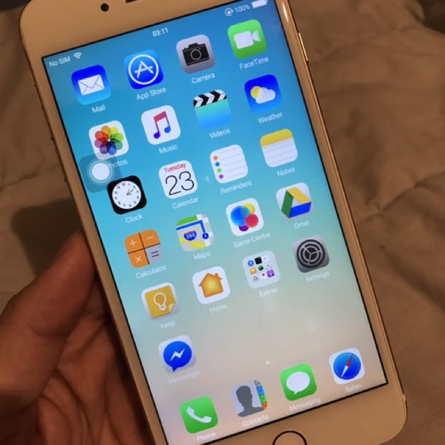iPhone 7 Plus (Premium Clone)