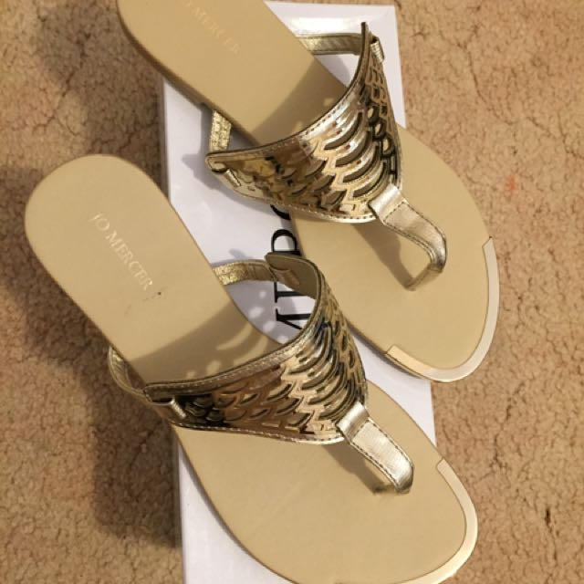 Jo Mercer Womens Sandals