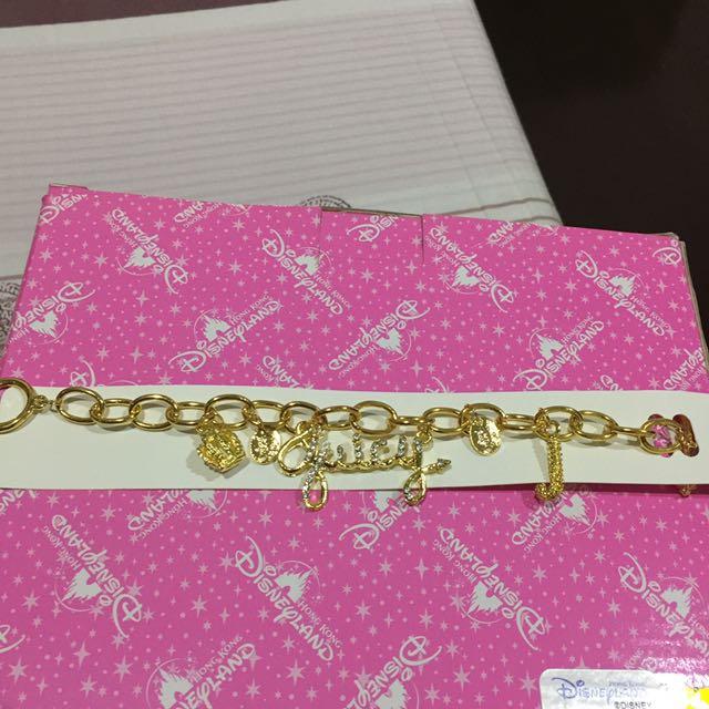 Juicy Golden Bracelet