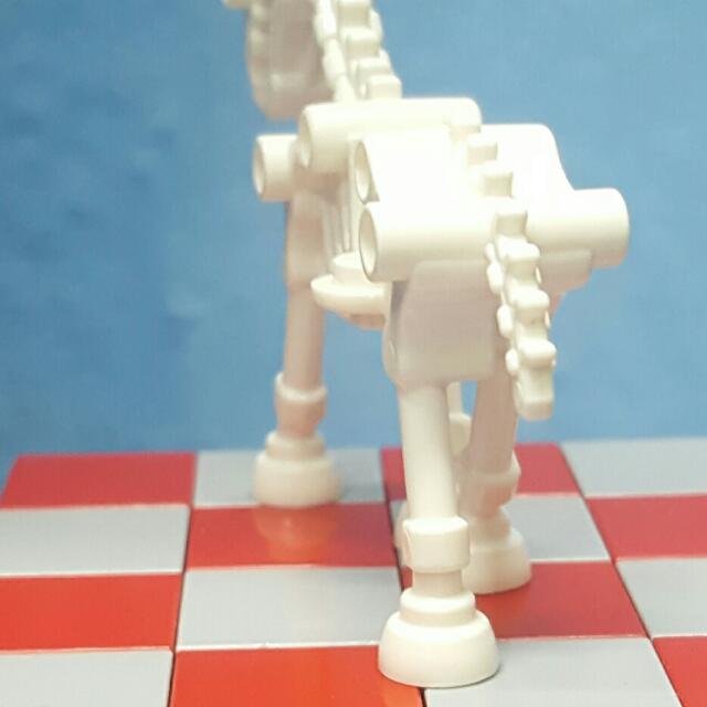 Lego skeleton horse, Toys & Games, Bricks & Figurines on Carousell