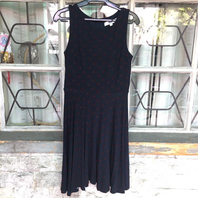 Loft Polka Dress ❤️