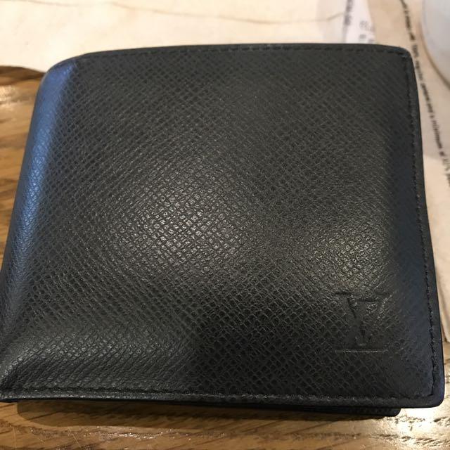 b063a006c11b Louis Vuitton Men s Wallet Latest Model - Amerigo Taiga