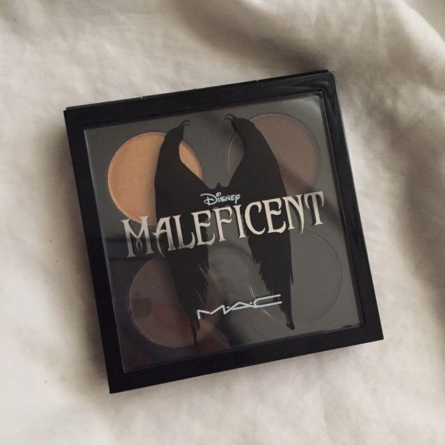 MAC Eye Shadow X4