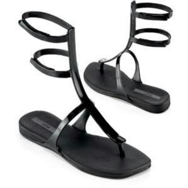 Melissa Gladiator Sandals