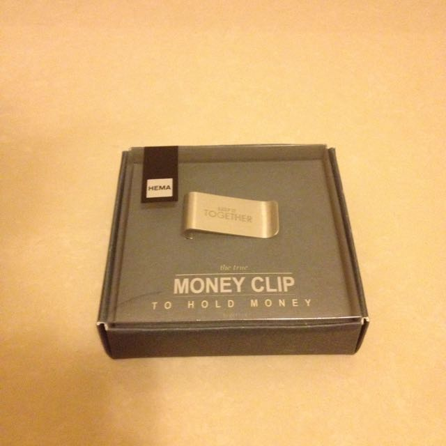 Money Clip 鈔票夾