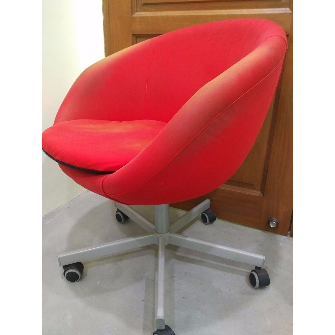 Swivel Chair Ikea Zion Star