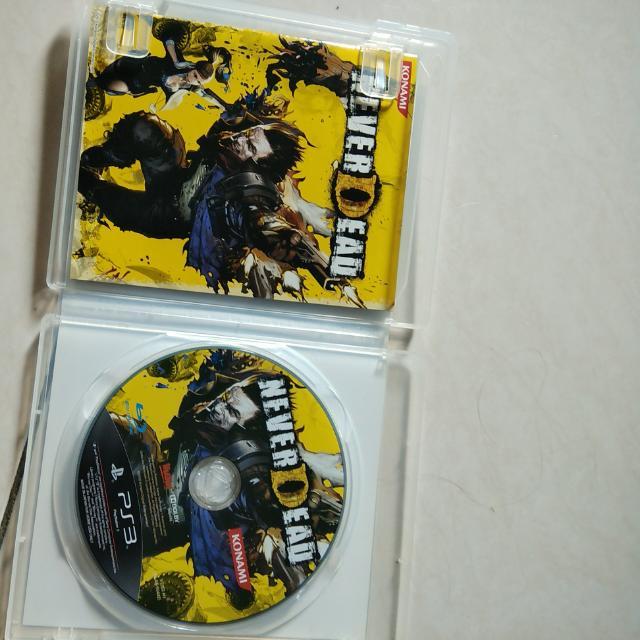 Never Dead Ps3 Original Game
