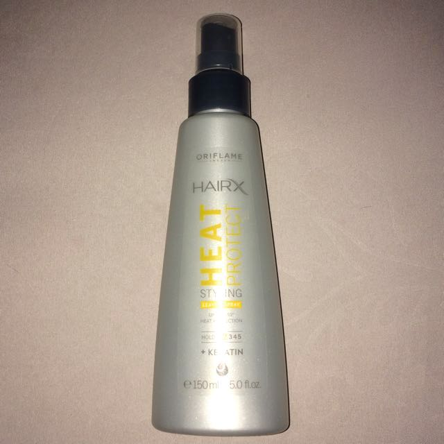 Oriflame HairX Heat Protect Styling