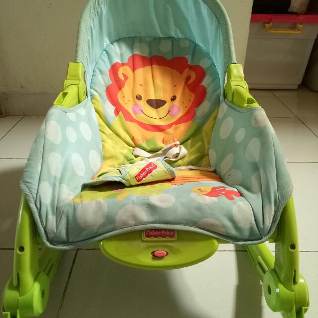 Original Fisher Price Toddler For Baby