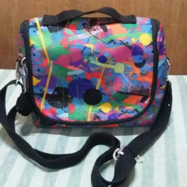Original Kipling Sling/Lunch Bag