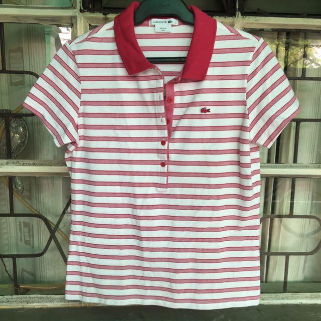 Original Lacoste Polo Shirt 💖