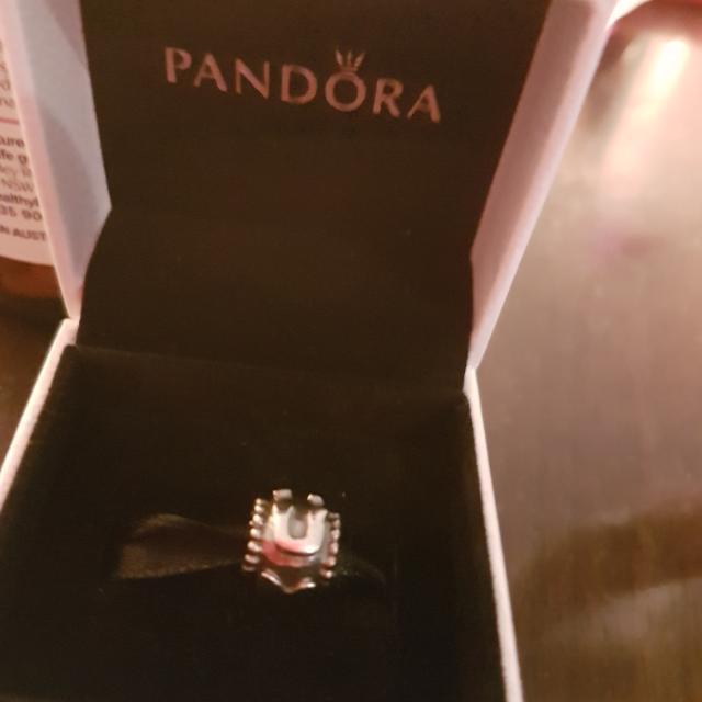 Pandora mum charm