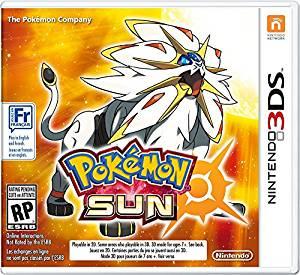 Pokemon Sun (3DS)