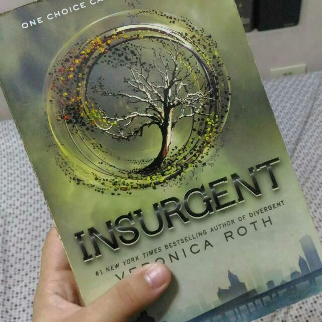 PRE OWNED Insurgent By Veronica ROTH
