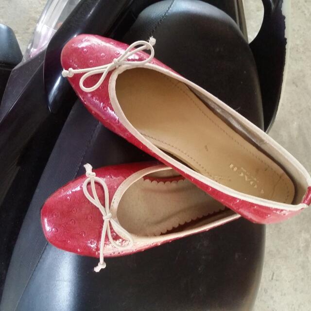 Preloved Original Coach Shoes